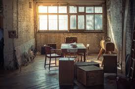 Retro Office Space