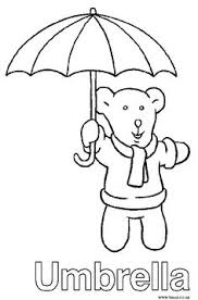 Small Picture Letter U is for Umbrella Coloring Page Preschool Kids Bulk Color