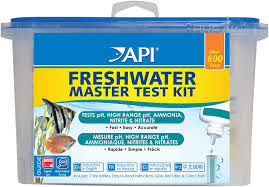 Api Saltwater Master Test Kit Chart Api Master Test Kits For Freshwater Saltwater Reef Aquariums And Pond Monitor Water Quality And Help Prevent Invisible Problems That Can Be Harmful