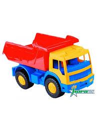 <b>Машина грузовик Зубр</b> 54см 058 <b>Нордпласт</b> - купить в ...