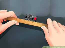how to install a toggle switch steps pictures wikihow image titled install a toggle switch step 3