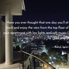 Have You Ever Thought Tha Quotes Writings By Rahul Tiwari