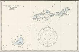 File Thitu Reefs And Subi Reef Nautical Chart Of 1911