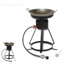 king kooker 24 inch wok outdoor cooker 54000 btu propane cast burner wok cooker
