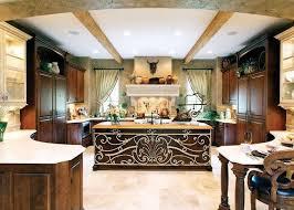 unique kitchen designs. wooden island with elegant patterns unique kitchen designs l