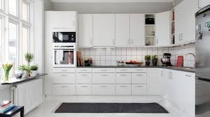 white modern kitchen. Astounding White Modern Kitchen Cabinets Design And Decor E