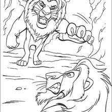 Small Picture The lion king Coloring pages Drawing for Kids Kids Crafts and