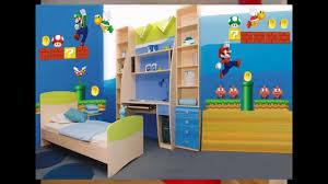 Super Mario Bedroom Super Mario Bedroom Decorations Ideas Youtube