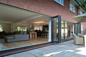 Double Glazed Kitchen Doors Bi Folding Doors Hampshire Get An Instant Estimate Beautiful