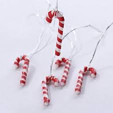 Plastic Candy Cane Decorations Amazon Package of 60 Tiny Plastic Candy Cane Ornaments for 45