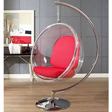 Eero Aarnio Style Bubble Chair With Cushion - Free Shipping Today -  Overstock.com - 14230137