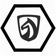 Auto, automobile, brand, car, horse, logo, luxury icon