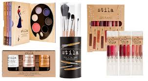 stila makeup collection and kits for holiday 2017 palettes bb creams brushes