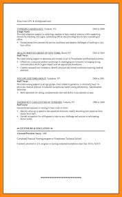 Amazing New Lvn Resume Ideas Simple Resume Office Templates