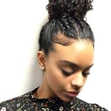 25 easy to do curly updos for any