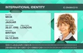 Make An Id Card How To Get An Id Card Create Id Card Online Store Premium