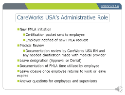 Family Medical Leave Administration Program Staff Presentation