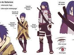 Artista mostra como seria o filho de Sasuke e Hinata, e de Naruto e Sakura;  confira - Nerd Hits