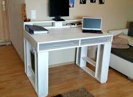 pallet furniture desk. custom pallet mini computer desk or study table furniture