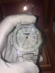 Leicester Boxed Gumtree Iced In Watch Out Philippe Patek Automatic Leicestershire
