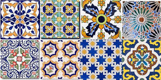 ceramic tile art patterns. Delighful Ceramic Spanish Ceramicsu0027 Downfall Continued Into The 17th Century Nevertheless  It Is Noted That Some Of Highest Quality And Artistic Tile Art Was Made During  With Ceramic Tile Art Patterns L