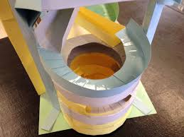 Paper Roller Coasters 7 Steps With Pictures