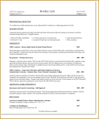 How To Describe Excel Skills On Resume Skills In A Resume Examples ...