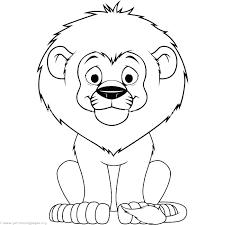 mountain lion coloring pages mountain lion coloring pages baby lion coloring pages cartoon baby lion coloring