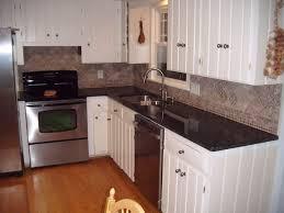 Image Of: Luxury Kitchen Backsplashes With White Cabinets