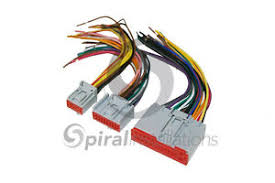 ford focus wiring harness reverse stereo radio wiring harness oem factory stereo 24 pin 16 pin