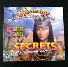 Hooligans lab games is an official youtube channel of the hooligans entertainment company. Secrets Of The Ancient World 2 Amazing Hidden Object Games 5 Pack Pc Game 734113029596 Ebay