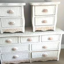 Pier One Wicker Bedroom Set White Furniture Large Size Of French ...