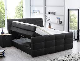 Ideen : Mbel Boss Schlafzimmer Betten Schlafzimmer Schwarzes Bett ...
