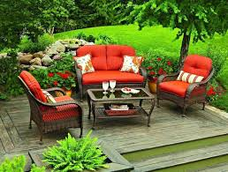 better homes and garden patio furniture wicker replacement cushions gardens swivel chairs home depot outdoor covers