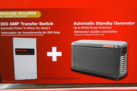 honeywell 17 kw automatic standby generator. Unique Automatic Honeywell 17KW Generator Costco And 17 Kw Automatic Standby C