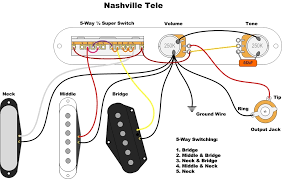 3 pickup guitar wiring 3 image wiring diagram wiring diagram for fender telecaster the wiring diagram on 3 pickup guitar wiring