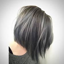Hairstyle Color the 25 best grey hair ideas grey dyed hair dyed 7376 by stevesalt.us