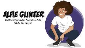 Computer Animation Art And Design Alfie Gunter Computer Animation Arts Character Design