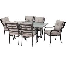 outdoor metal table set. Brilliant Ideas Of 7 Piece Outdoor Patio Furniture Metal Dining Set With Cushions Amazing Steel Sets Table