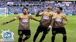 هدف نايف هزازي - الهلال و الإتحاد | كأس الأبطال HD - YouTube