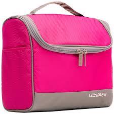 hot pink toiletry bag 2 0707568720073