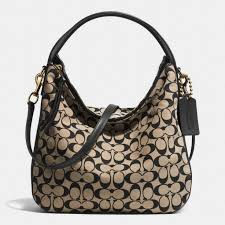 The Bleecker Sullivan Hobo In Printed Signature Fabric from Coach