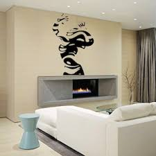 Small Picture Abstract Woman Wall Decal From TWD