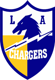 LA Chargers Shield logo - Los Angeles Chargers - Wikipedia | Sports ...