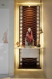 Small Picture Best Pooja Room Design by Interior Designer kamlesh maniya