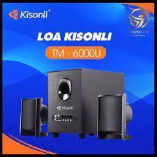 Loa Máy Vi Tính Laptop Kisonli Tm-6000U Loa Bluetooth Mini Di Động Không  Dây - Ohno Việt Nam