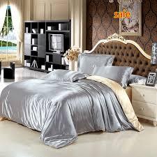 soft silk bedding set australia whole imetated silk bedding set bed linen set clothing of