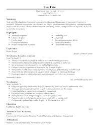 Retail Resume Description Merchandising Job Description Job Description For Merchandiser