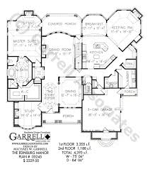03245 edinburg manor normandy house plans luxury house plans