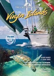 Yachtsman Chart Book Cruising Guide To The Virgin Islands 2020